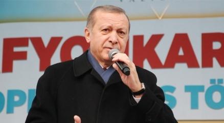 Cumhurbaşkanı Erdoğan Eskişehir'den ayrıldı