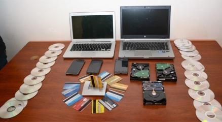 Dubaili hackerlerle iş yapan dolandırıcılar suçüstü yakalandı | Erzurum haberleri
