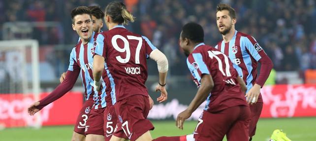 'Fıtına' esmeye devam etti! Trabzonspor, Galatasaray'ı da yıktı...