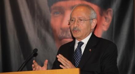 Kemal Kılıçdaroğlu iş adamlarıyla bir araya geldi