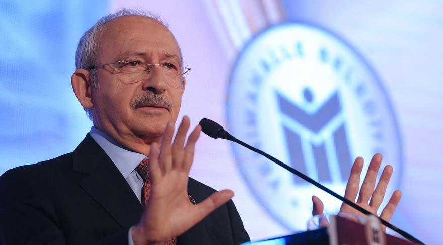 Kılıçdaroğlu: Bu bir bayrak meselesi