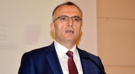 Maliye Bakanı Naci Ağbal: Bu ülkenin lideri Recep Tayyip Erdoğan