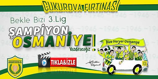 Osmaniye Mutlu Sona Ulaştı!