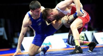 U23 Avrupa Güreş Şampiyonası'na Türk damgası