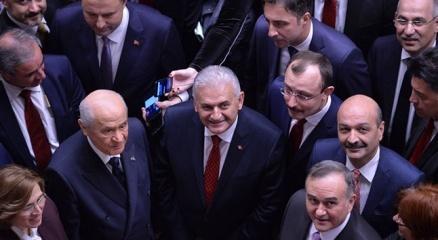 Başbakan'dan flaş açıklama: Uzlaşma ararız