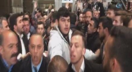 İstanbul Adliyesi'nde referandum gerginliği