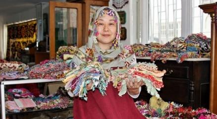 Japon gelin, yüzlerce yıllık Türk kültürüne sahip çıkıyor