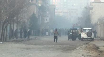 Taliban militanları, Afganistan'da camiye saldırdı