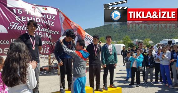 TÜRKİYE BİRİNCİSİ OSMANİYE'DEN