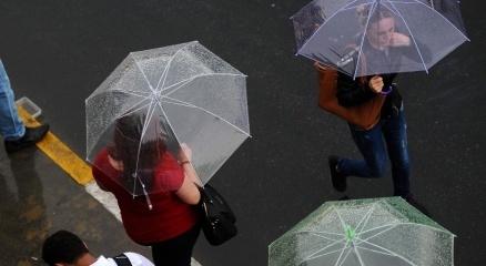 7 Mayıs 2017 yurtta hava durumu! İstanbul, Adana, Samsun sağanak yağışlı