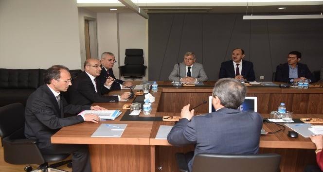 Adana İl İstihdam ve Mesleki Eğitim Kurulu toplantısı