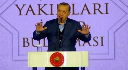 Cumhurbaşkanı Erdoğan: '15 Temmuz'un tekerrürüne müsaade etmeyeceğiz'
