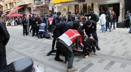 İşte 1 Mayıs'ta İstanbul'da gözaltı sayısı