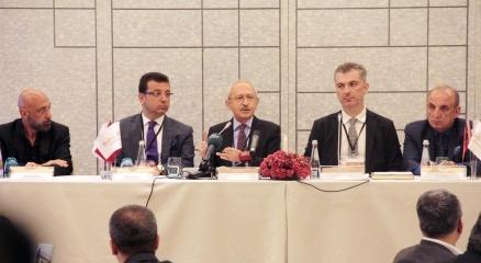 """Kılıçdaroğlu: """"Anayasal değişikliğe meşruiyet kazandırmayacak...''"""