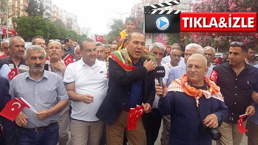 Türkmen Şöleni Devam Ediyor
