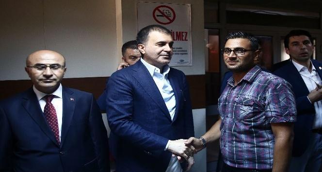 AB Bakanı Çelik, Cumhurbaşkanı Erdoğan'ın izinden gidiyor