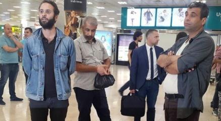 Fransız gazeteci Depardon, Atatürk Havalimanı'na getirildi