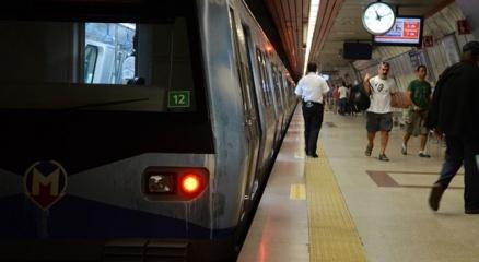 Hacıosman - Yenikapı Hattında sürücüsüz metro dönemi
