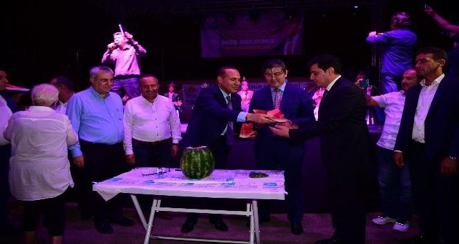 Kazakistan Gecesi'ne Adana karpuzu damga vurdu