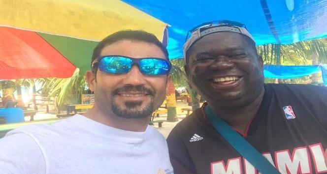 San Andres Adası'na ayak basan ilk Türk turizmci