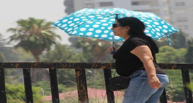 Adana'da 39 yılın en sıcak günü