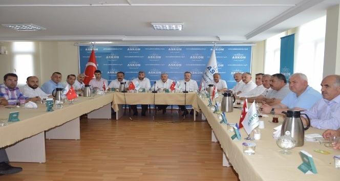 ASKON İhya Heyeti, projesini açıkladı