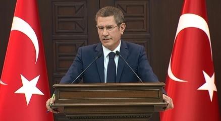 Başbakan Yardımcısı Nurettin Canikli: Bu millete kimse diz çöktüremez