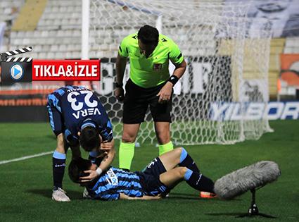 Adanaspor: 2 - Adana Demirspor: 2 (MAÇ ÖZETİ)