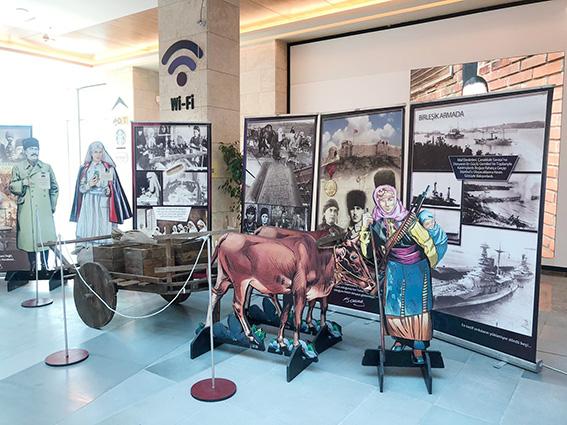 01 Burda'da Zafer Dolu Unutulmaz Müze