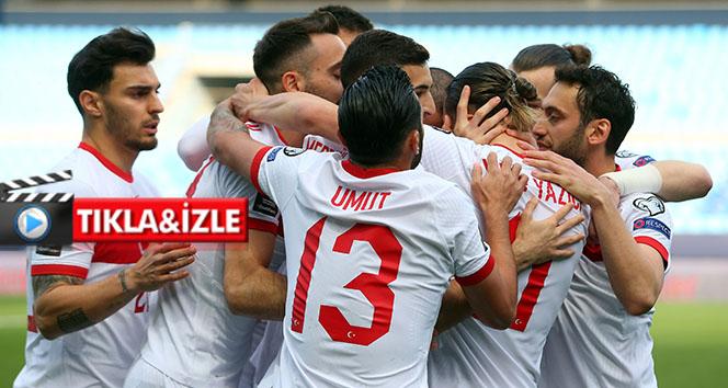 Norveç 0-3 Türkiye (MAÇ ÖZETİ)