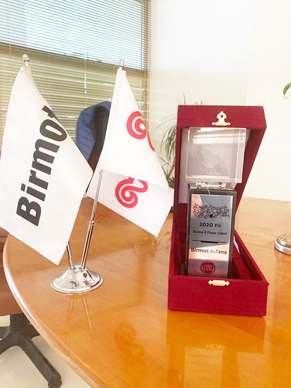 Adana'nın Lideri Fiat ve Birmot!