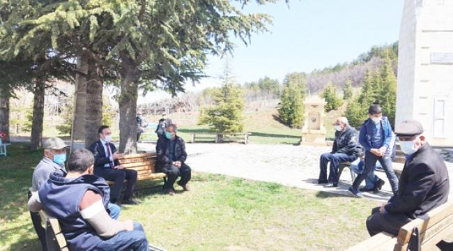 Kaymakam Kestioğlu, Beypınarı mahallesini ziyaret etti!
