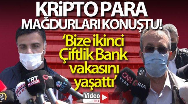 Kripto para vurgununda mağdurlar konuştu: 'Daha çok kazanalım derken, çocuk paraları alıp kayboldu'