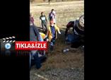 Tufanbeyli'de Trafik Kazası