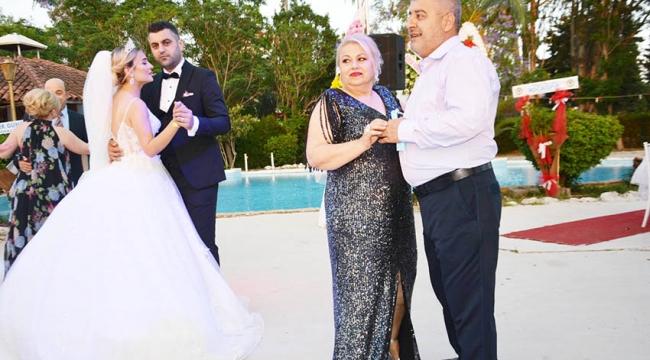 Mehmet Özer'in mutlu günü