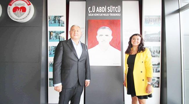 Çukurova Üniversitesinden Sağlık Ordusuna Yeni Neferler Katıldı…