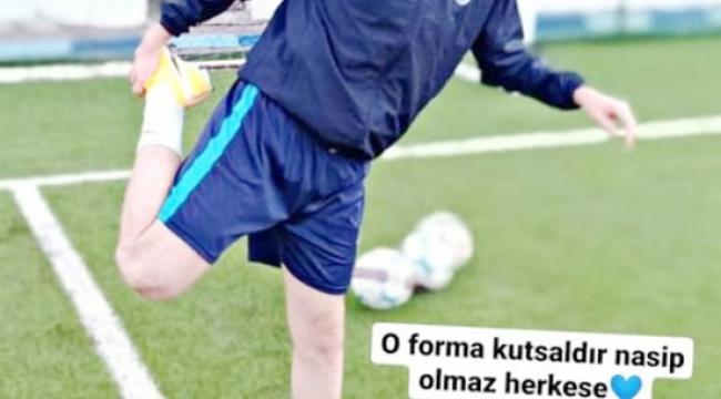 Genç Yetenek Mehmet Ali Emre, keşfedilmeyi bekliyor!