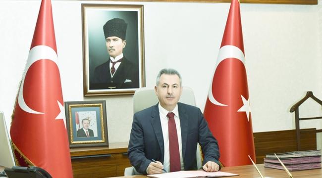 Vali Süleyman Elban'ın Kurban Bayramı Mesajı