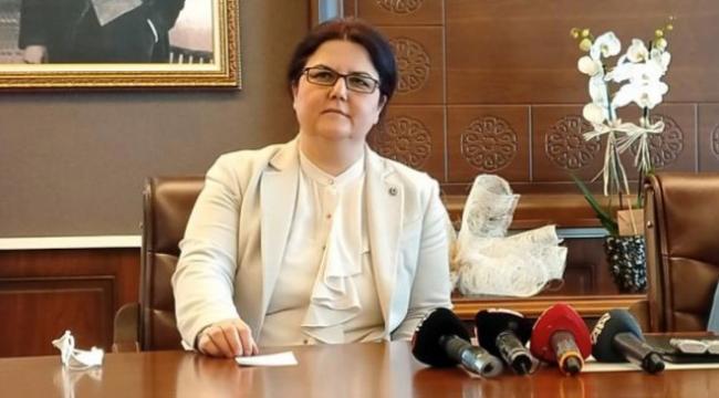 """Aile ve Sosyal Hizmetler Bakanı Yanık:170 milyon TL yardım yapacağız"""""""