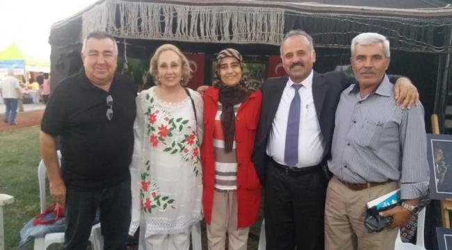 Avşarlar Mersin Kültür Festivaline katıldı!